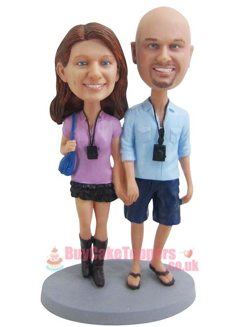 holiday couple figures