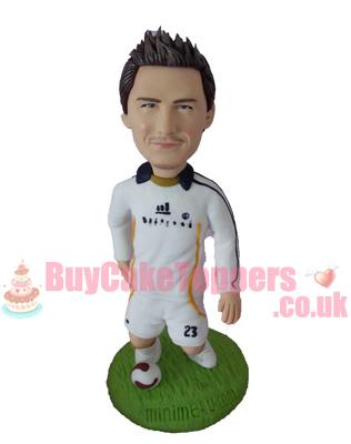 footballer custom action figure