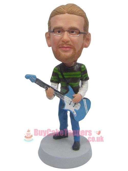 guitar man figure
