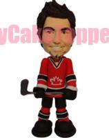 hockey player custom figure