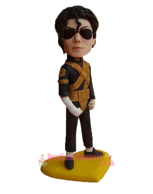 Michael Jackson Cake Toppers Uk